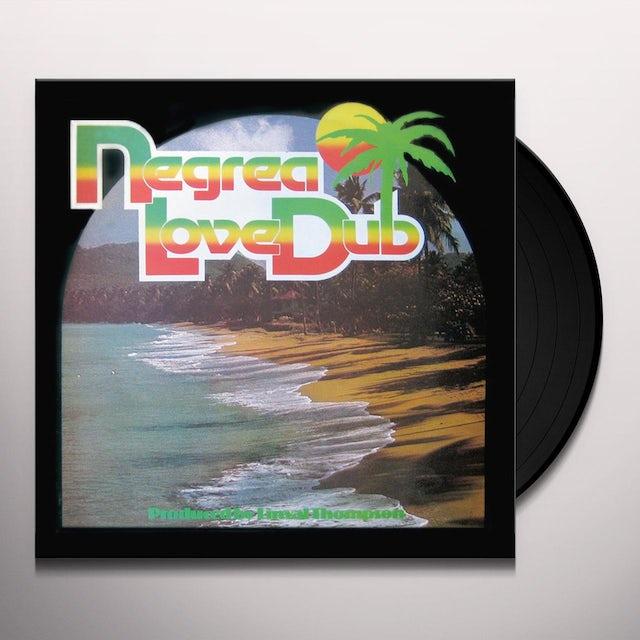 Linval Thompson NEGREA LOVE DUB Vinyl Record