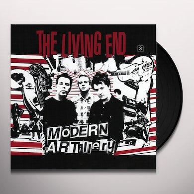 The Living End MODERN ARTILLERY Vinyl Record