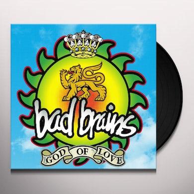 Bad Brains GOD OF LOVE Vinyl Record