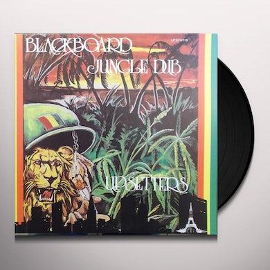 Lee Scratch Perry BLACKBOARD JUNGLE DUB Vinyl Record