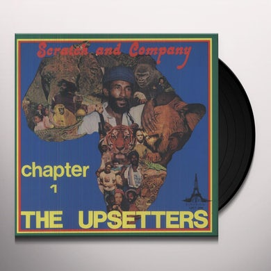 Lee Scratch Perry / The Upsetters CHAPTER 1 Vinyl Record