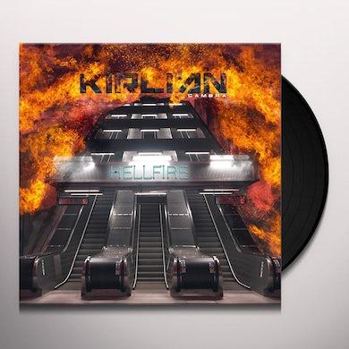 Kirlian Camera HELLFIRE Vinyl Record