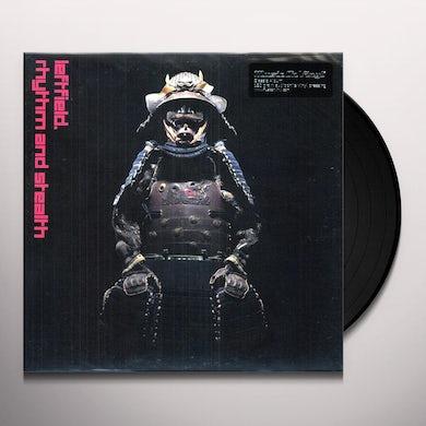 Leftfield RHYTHM & STEALTH Vinyl Record