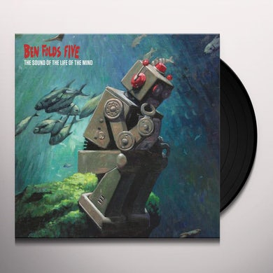 Ben Folds Five  The Sound Of The Life Of The Mind Vinyl Record