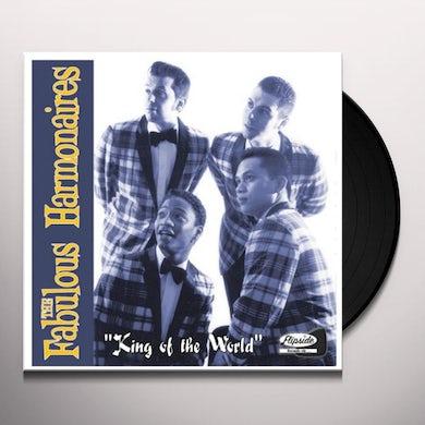 Fabulous Harmonaires KING OF THE WORLD Vinyl Record