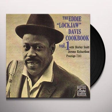 COOKBOOK 1 Vinyl Record