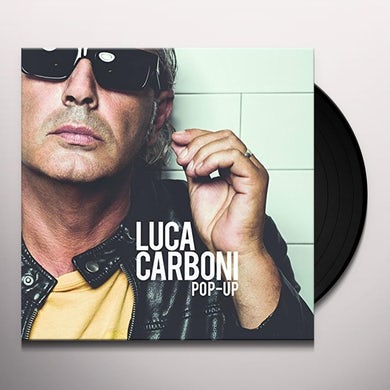 Luca Carboni POP-UP Vinyl Record