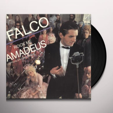 Falco Rock Me Amadeus Vinyl Record