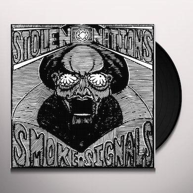 Stolen Nations SMOKE SIGNALS Vinyl Record