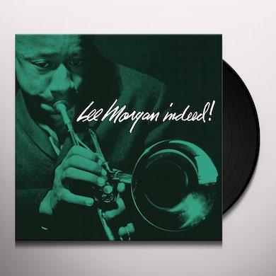 Lee Morgan INDEED Vinyl Record