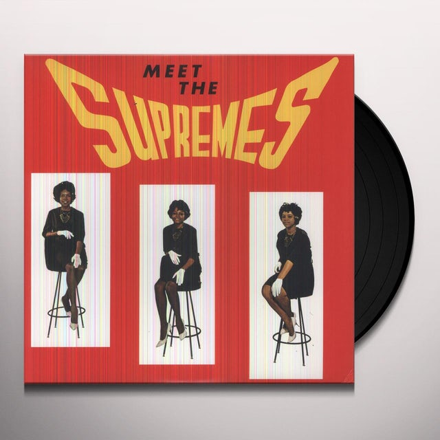 MEET THE SUPREMES (Vinyl)