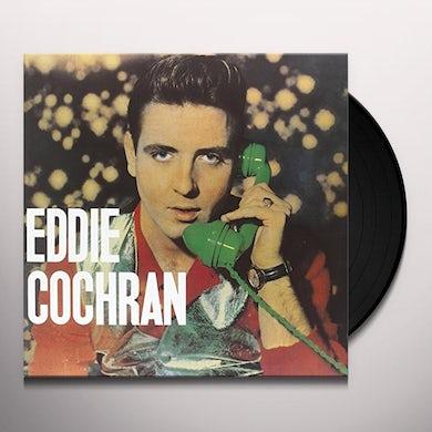 Eddie Cochran  BEST SONGS OF Vinyl Record