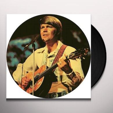 Glen Campbell Rhinestone Cowboy Live Vinyl Record