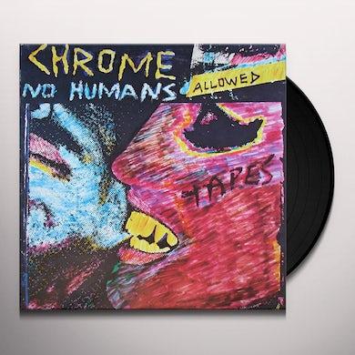 No Humans Allowed Vinyl Record
