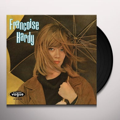 Françoise Hardy TOUS LES GARCONS ET LES FILLES Vinyl Record