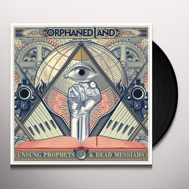 UNSUNG PROPHETS AND DEAD MESSIAHS (2LP/1 CD) (180G) Vinyl Record