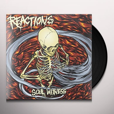 Reactions SOUL WITNESS Vinyl Record