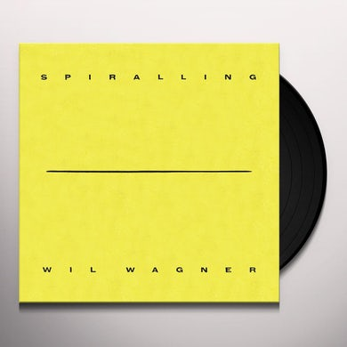 Wil Wagner SPIRALLING Vinyl Record