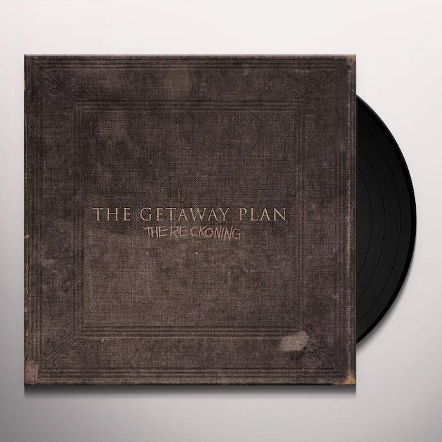 Getaway Plan RECKONING Vinyl Record