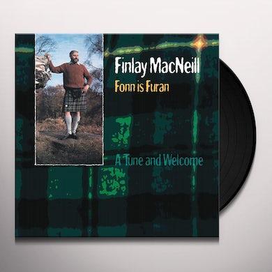 Finlay MacNeill FONN IS FURAN Vinyl Record