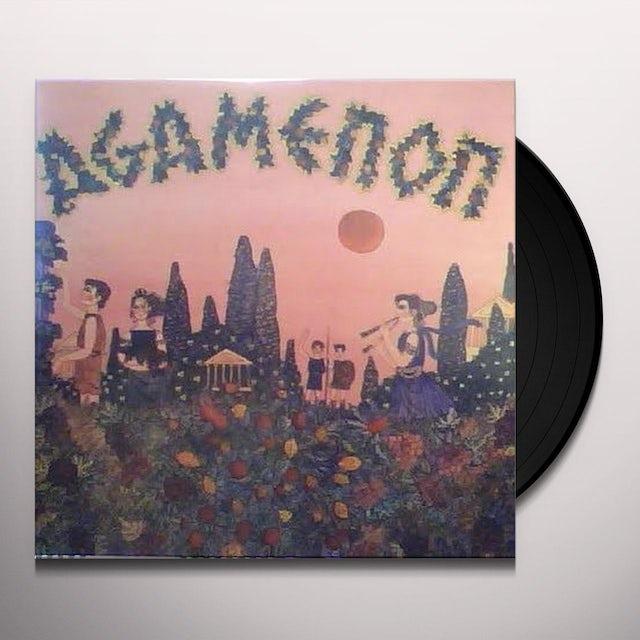 Agamenon TODOS RIEN DE MI Vinyl Record