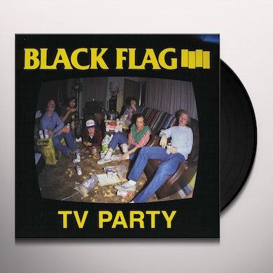 Black Flag TV PARTY Vinyl Record