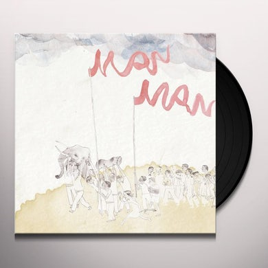 Man Man Six Demon Bag Vinyl Record
