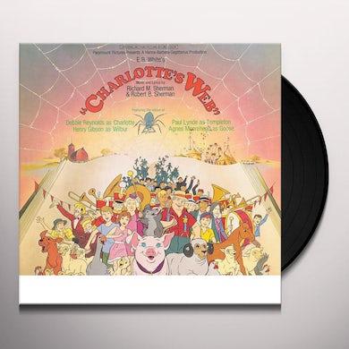 CHARLOTTE'S WEB / Original Soundtrack Vinyl Record