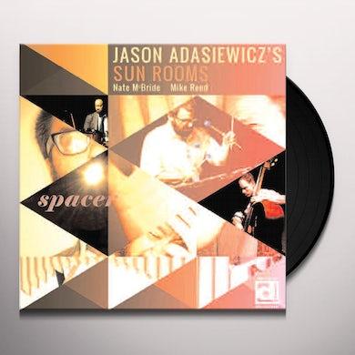 Jason Adasiewicz SPACER Vinyl Record