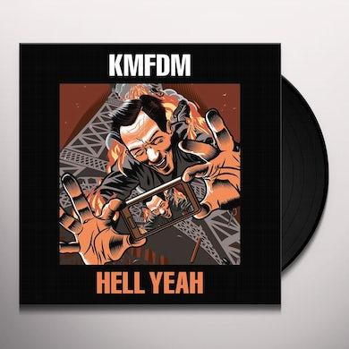 Hell Yeah Vinyl Record