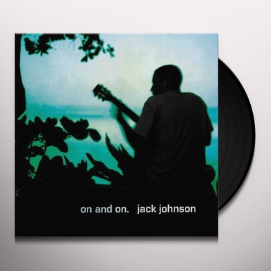 Jack Johnson ON & ON Vinyl Record