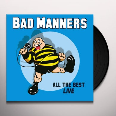 All The Best Live Vinyl Record