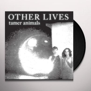 Tamer Animals (LP) Vinyl Record