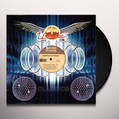 Garfield Fleming DON'T SEND ME AWAY Vinyl Record