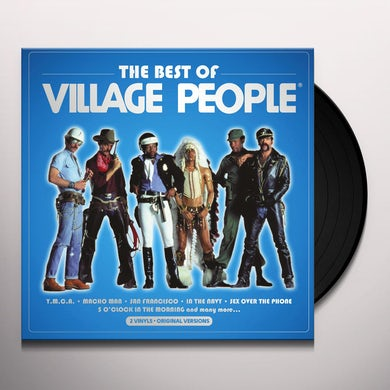 The Best Of Village People Vinyl Record