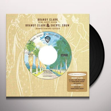 Brandy Clark Girl Next Door Vinyl Record