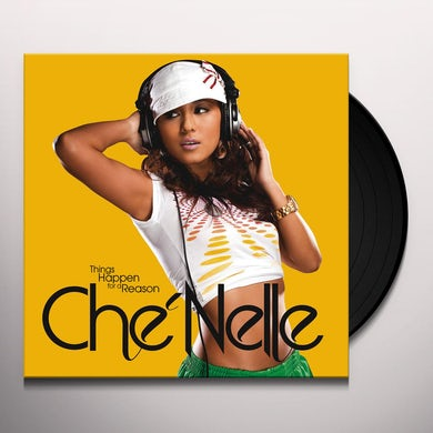 Chenelle THINGS HAPPEN FOR A REASON Vinyl Record