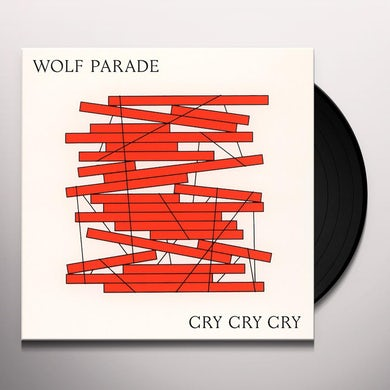 Cry Cry Cry Vinyl Record