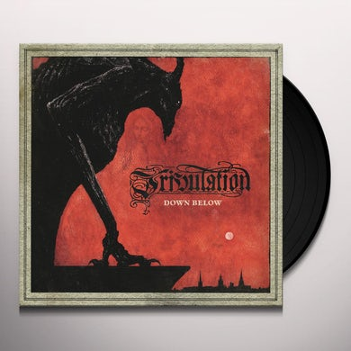 Tribulation DOWN BELOW Vinyl Record
