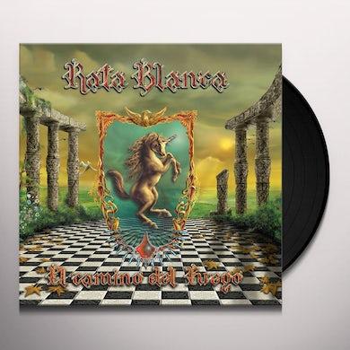 Rata Blanca EL CAMINO DEL FUEGO Vinyl Record