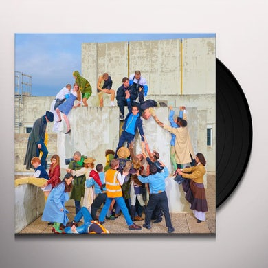 ROOM WITH A VIEW Vinyl Record