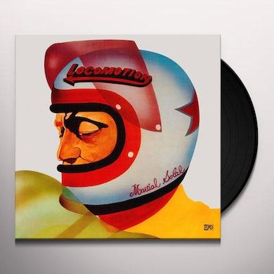 Martial Solal LOCOMOTION Vinyl Record