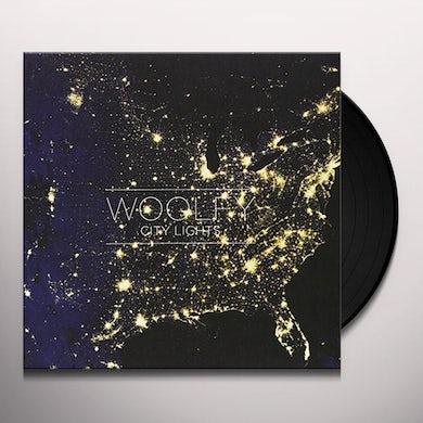 Woolfy CITY LIGHTS Vinyl Record