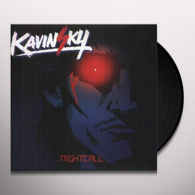 Kavinsky NIGHT CALL Vinyl Record - UK Release