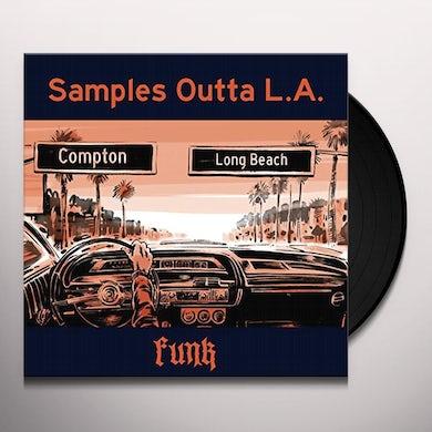 SAMPLES OUTTA LA: FUNK / VARIOUS Vinyl Record