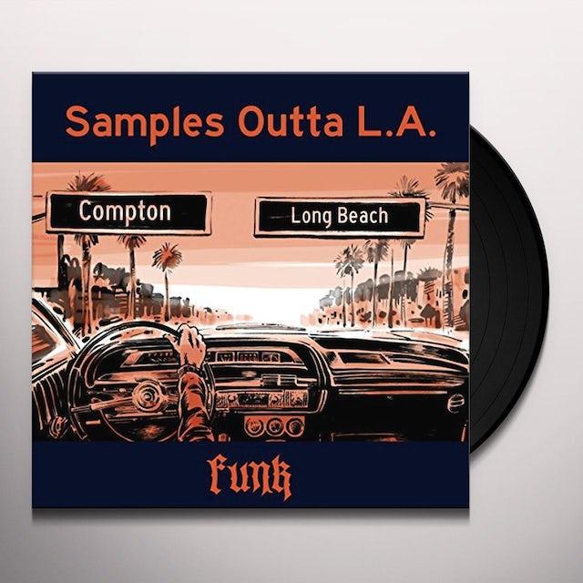 SAMPLES OUTTA LA: FUNK / VARIOUS