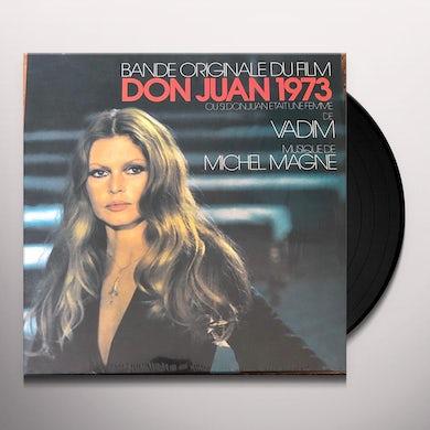 Michel Magne DON JUAN / Original Soundtrack Vinyl Record