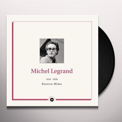 Michel Legrand ESSENTIAL WORKS 1954-1959 Vinyl Record