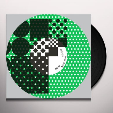 Will Saul BUGS Vinyl Record