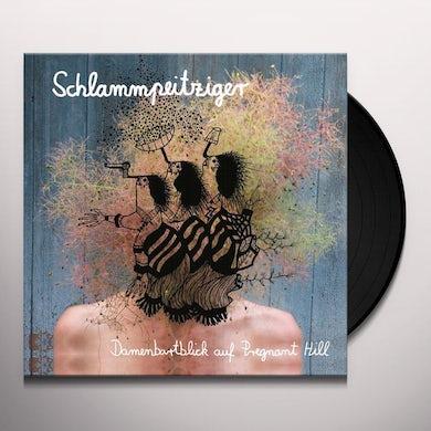 DAMENBARTBLICK AUF PREGNANT HILL Vinyl Record